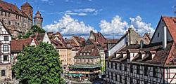 Историческая миля Нюрнберга