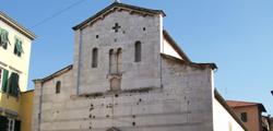 Церковь Сант-Алессандро в Лукке