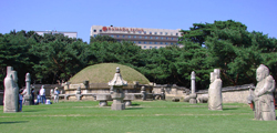 Гробницы правителей династии Чосон