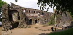 Императорский дворец в Кайзерсверте