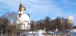 Церковь Петра и Павла в Сестрорецке
