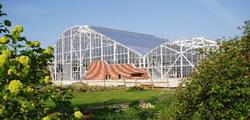 Ботанический сад в Теплице