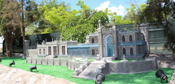 Евпаторийский парк миниатюр