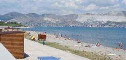 Пляж «Нептун» в Новороссийске