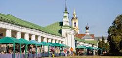 Торговая площадь Суздаля