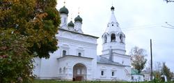 Спасо-Преображенская церковь Костромы