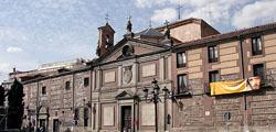 Монастырь-музей Las Descalzas в Мадриде