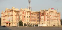 Здание управления Северо-Кавказской железной дороги