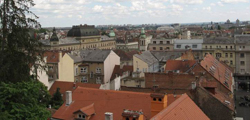 Нижний город Загреба