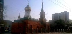 Казанская церковь Саратова