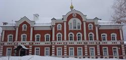 Успенский монастырь Перми