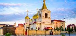 Храм во имя Архангела Михаила в Грозном