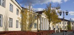 Национальный музей в Петрозаводске