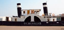 Музей-пароход «Святитель Николай»