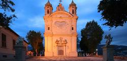 Церковь Мадонна-делла-Коста в Сан-Ремо