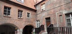 Старая городская тюрьма во Вроцлаве