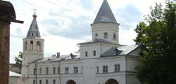 Воротная башня Великого Новгорода