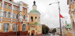 Свято-Троицкий монастырь Смоленска