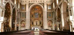 Церковь Сан-Роке в Лиссабоне