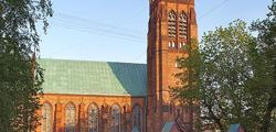 Англиканская церковь Св. Андрея