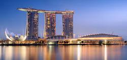 «Марина Бей Сандс» в Сингапуре