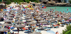 Пляж Кала-Феррера