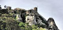 Мавританский замок Синтры