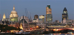 Район Сити в Лондоне