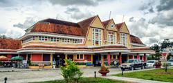 Железнодорожный вокзал Далата