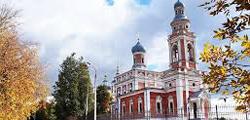 Успенская церковь в Серпухове