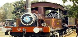 Национальный музей железнодорожного транспорта в Дели