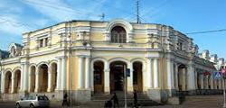 Гостиный двор в Пушкине