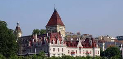 Замок Уши