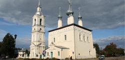 Смоленская церковь в Суздале