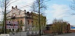 Дом-мельница Тифонтая в Хабаровске