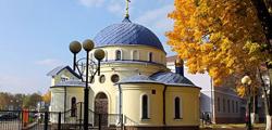 Храм Блаженной Матроны Московской в Белгороде