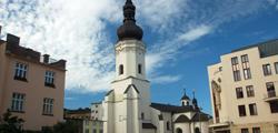 Костел Св. Вацлава в Остраве