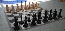 Город Шахмат в Элисте