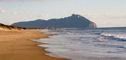 Пляж Сабаудии