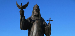 Памятник Алексию II