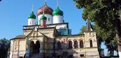 Феодоровский монастырь Переславля-Залесского