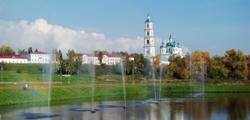 Шишкинские пруды