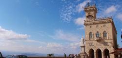 Палаццо Публико в Сан-Марино