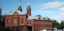 Польский костёл Сердце Иисуса в Рыбинске
