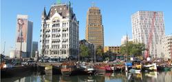 Роттердамская Старая гавань