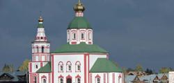 Церковь Ильи Пророка в Суздале