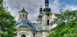 Костел Св. Марии Магдалины в Карловых Варах