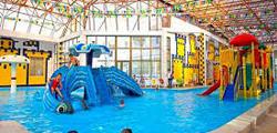 Детский аквапарк «Осьминожка» в Анапе