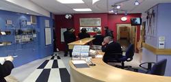 Информационный центр полиции Эдинбурга