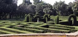 Парк «Лабиринт Орта»